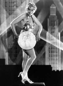 Gold Diggers of 1933 Joan Blondell